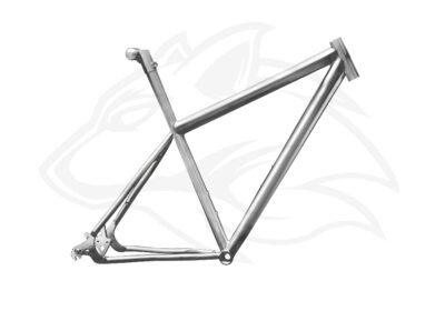 Vigmos.de baut Bikes als Sonderanfertigung aus Titan