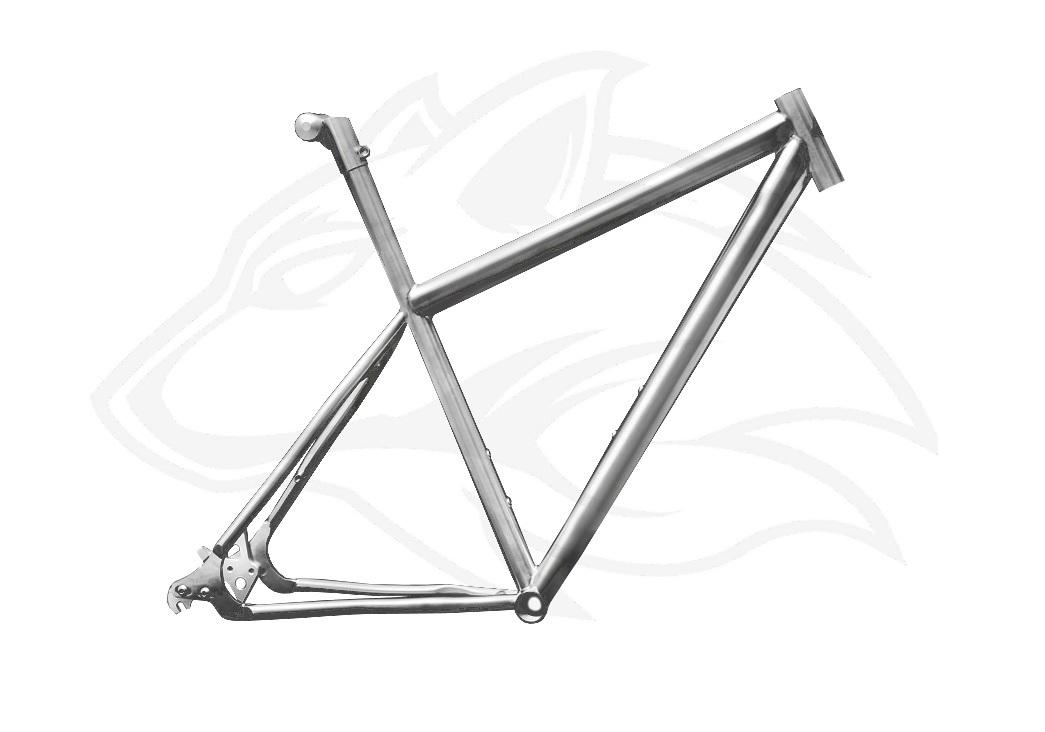 ISP Titan Rahmen MTB/Trekking Rohloff – Individueller Fahrradbau ...