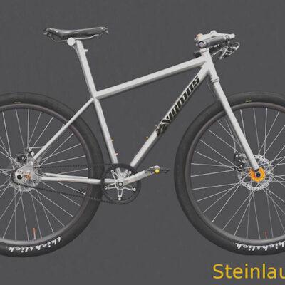 Titanbike Steinlaus