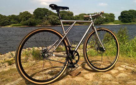 Warum Fahrradteile aus Titan? Diese Frage beatwortet Vigmos.de dem Fachhändler für Titan Fahrradanbauteile