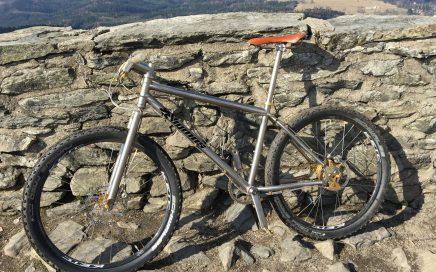 Vigmos individueller Fahrradbau verbau die hochwertigen Antriebe der Firma Rohloff