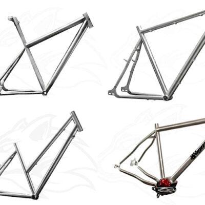 Titanrahmen - Frames