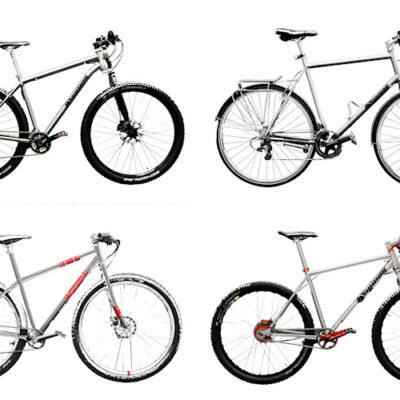 Titanräder - Ti Bikes