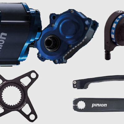 Pinionprodukte - 18 gear system