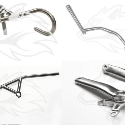 MAßtitanteile - custom parts